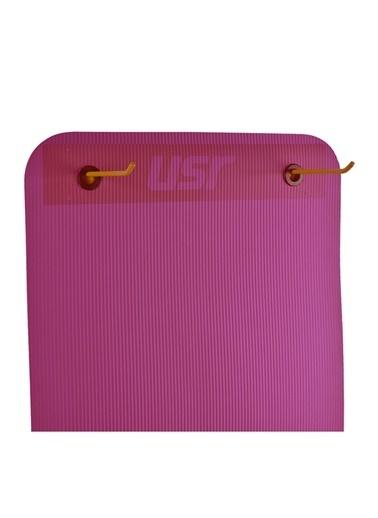 Usr USR Pilates Mat Askısı + 6 Adet 10 Mm Fuşya Mat Renkli